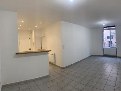 APPARTEMENT T2 A LOUER - LYON 4EME ARRONDISSEMENT - 50,57 m2 - 799 € charges comprises par mois
