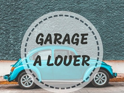 GARAGE A LOUER - COLLONGES AU MONT D OR - 50,67 € charges comprises par mois