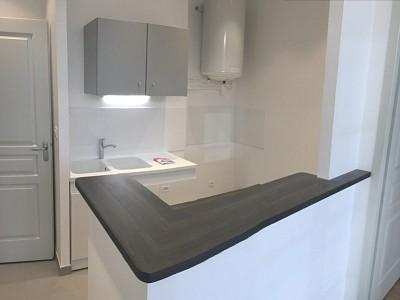 APPARTEMENT T2 A LOUER - LYON 4EME ARRONDISSEMENT - 41,11 m2 - 659 € charges comprises par mois