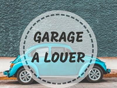 GARAGE A LOUER - LYON 4EME ARRONDISSEMENT - 120 € charges comprises par mois