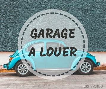 GARAGE A LOUER - COLLONGES AU MONT D OR - 49 € charges comprises par mois
