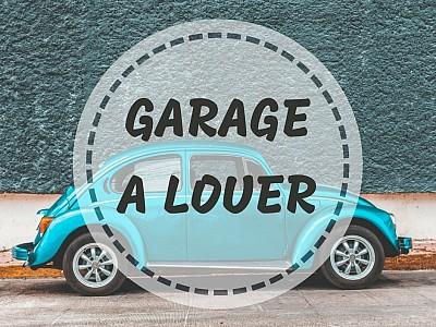 GARAGE A LOUER - ST CYR AU MONT D OR - 56,33 € charges comprises par mois