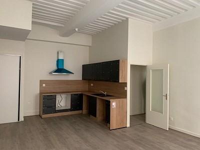 APPARTEMENT T3 A LOUER - LYON 1ER ARRONDISSEMENT - 95,2 m2 - 1483 € charges comprises par mois