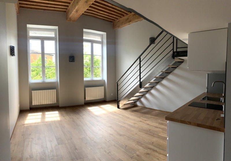 STUDIO A LOUER - LYON 4EME ARRONDISSEMENT - 43,05 m2 - 950 € charges comprises par mois