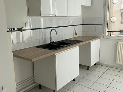 APPARTEMENT T2 A LOUER - LYON 4EME ARRONDISSEMENT - 49,7 m2 - 866 € charges comprises par mois